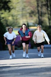 Busy Moms Need Exercise Too!